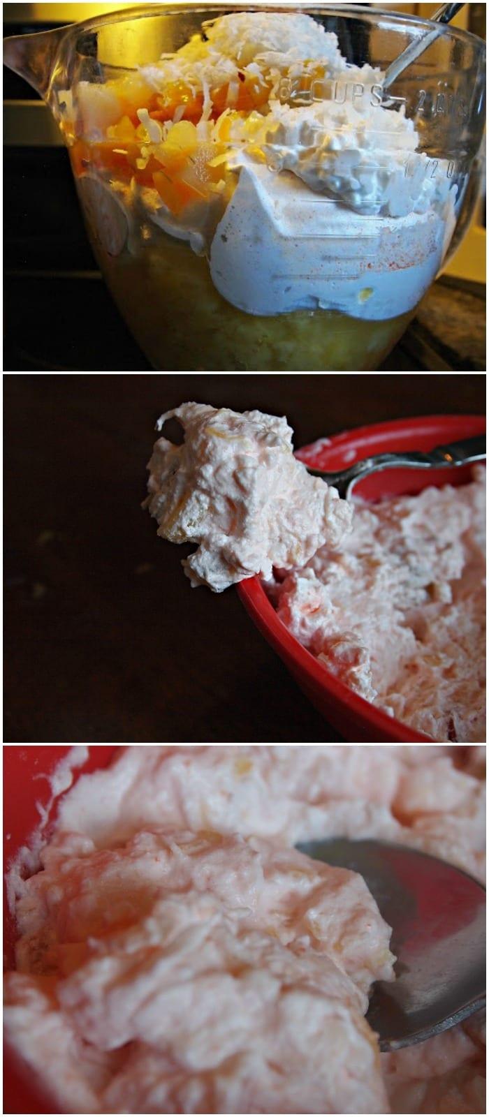 Ambrosia salad recipe