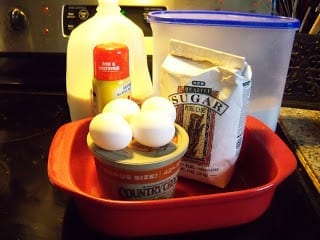 Easy Breakfast Recipe: Finnish Pancakes
