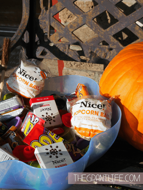 Halloween Candy Alternatives #BalanceRewards