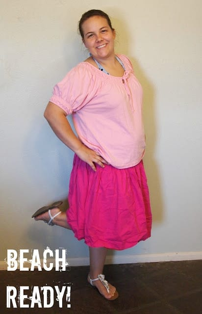 Beach Ready [Closet Copy Cat]