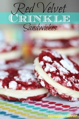 Red Velvet Cookies31