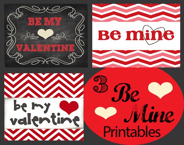 Valentine's-Printables