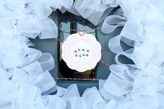 Valentine's Wreath 8