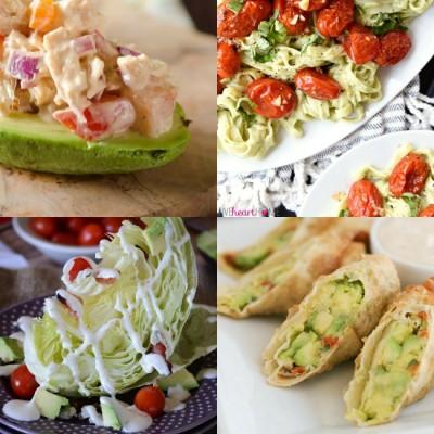 100 Delicious Avocado Recipes