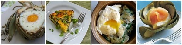 Artichoke Breakfast recipes