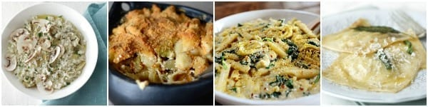 Artichoke pasta recipes