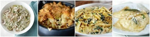 Artichoke pasta recipes