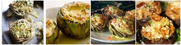Stuffed Artichoke Recipes
