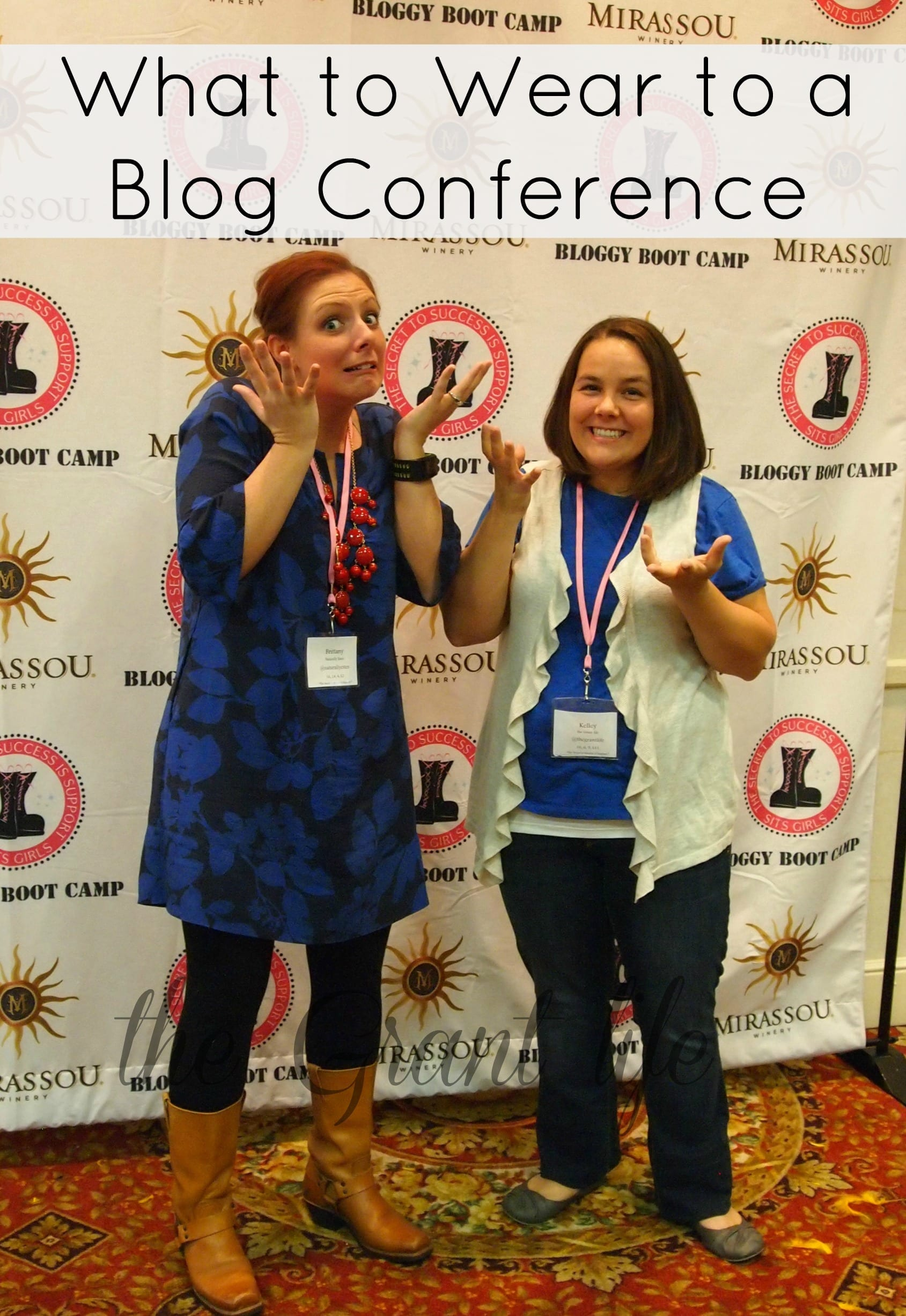 Conference Wear – Copy Cat Closet