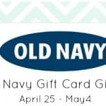 Enter to win a $30 Old Navy Gift Card via thegrantlife.com #win #giveaway