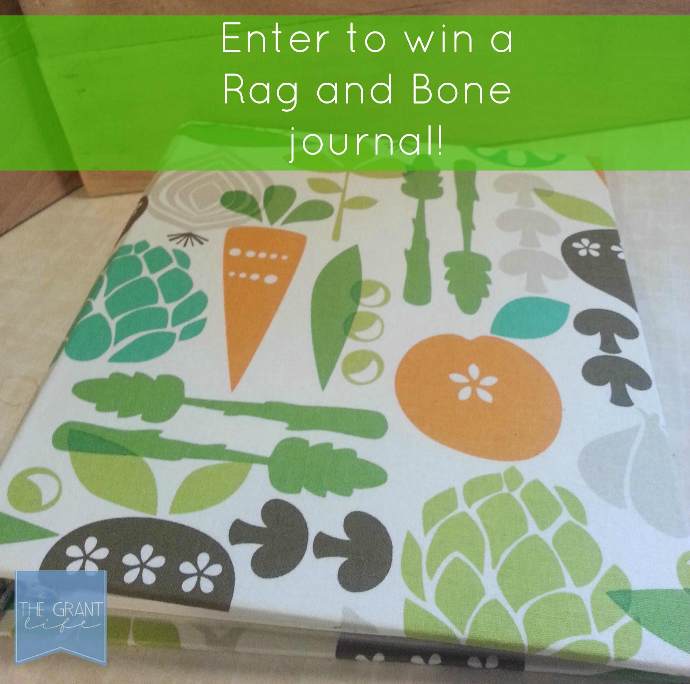 Enter to win a rag and bone journal