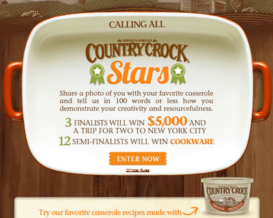 How to enter the country crock stars