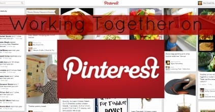 Pinterest for Business – Working Together