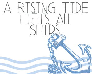 a rising tide lift all ships