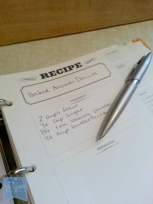 ragandbone.com recipe journal