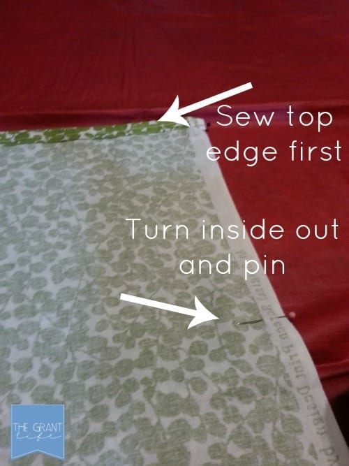 simple diy curtain tutorial