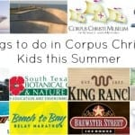 15 things to do in Corpus Christi with kids this summer