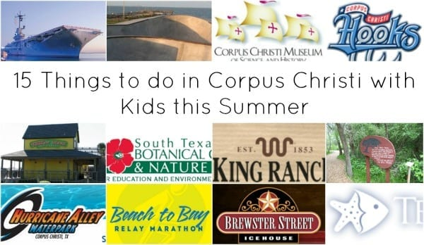 Things to do in Corpus Christi with Kids