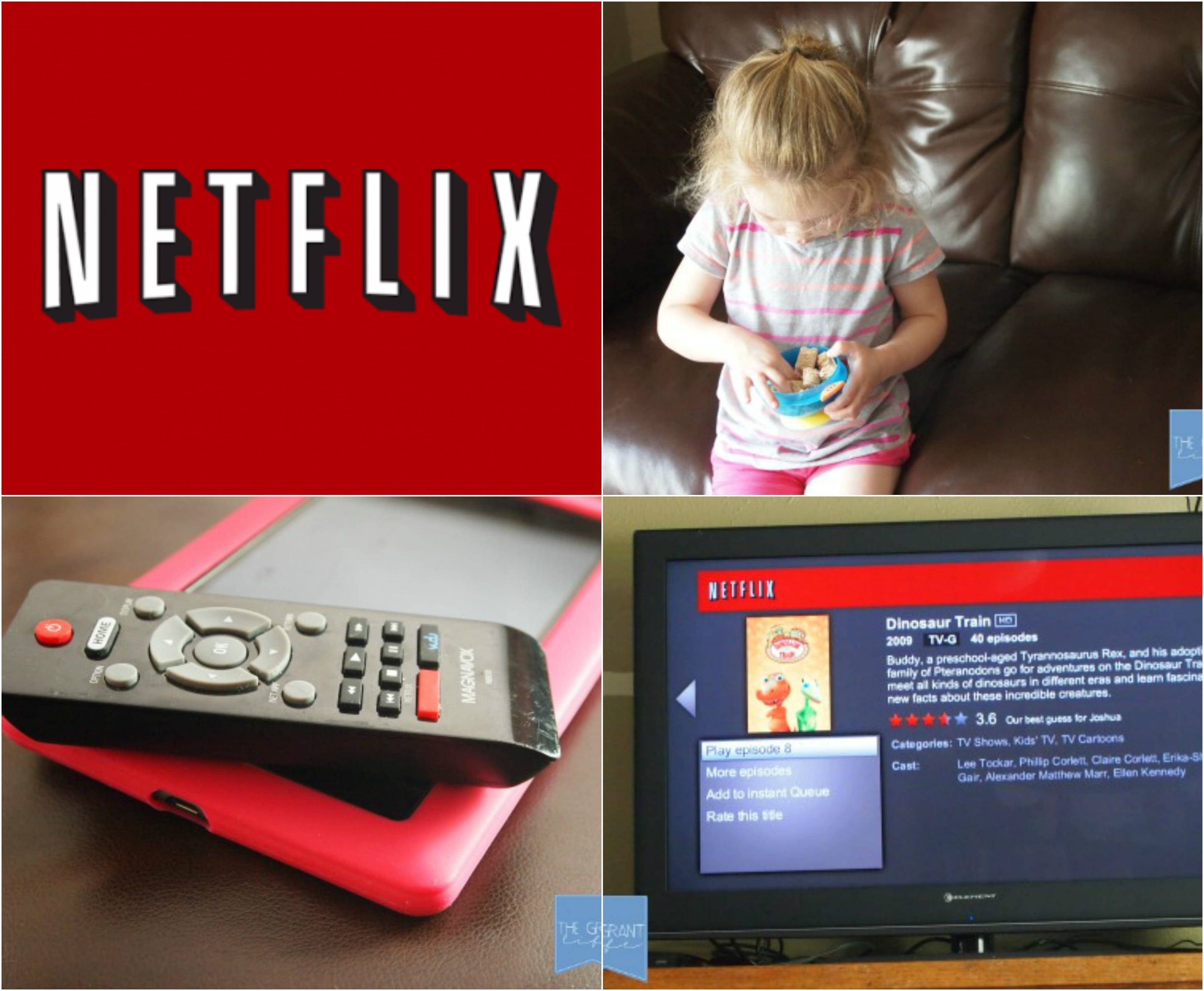 Our Morning Routine #NetflixKids