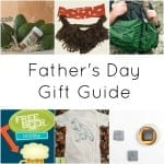 Fathers Day Gift Guide!  Great roundup of gift ideas just for dad!