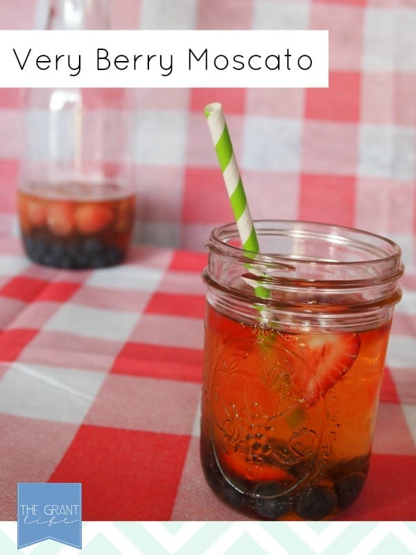 Very Berry Moscato