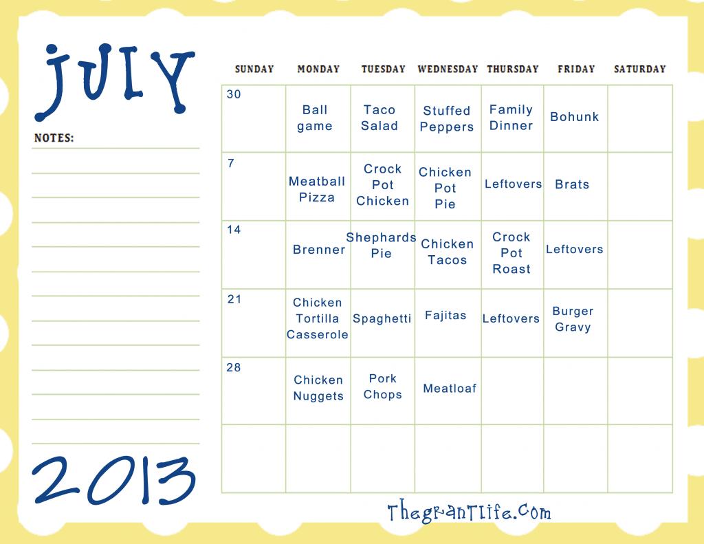 julymenuplan