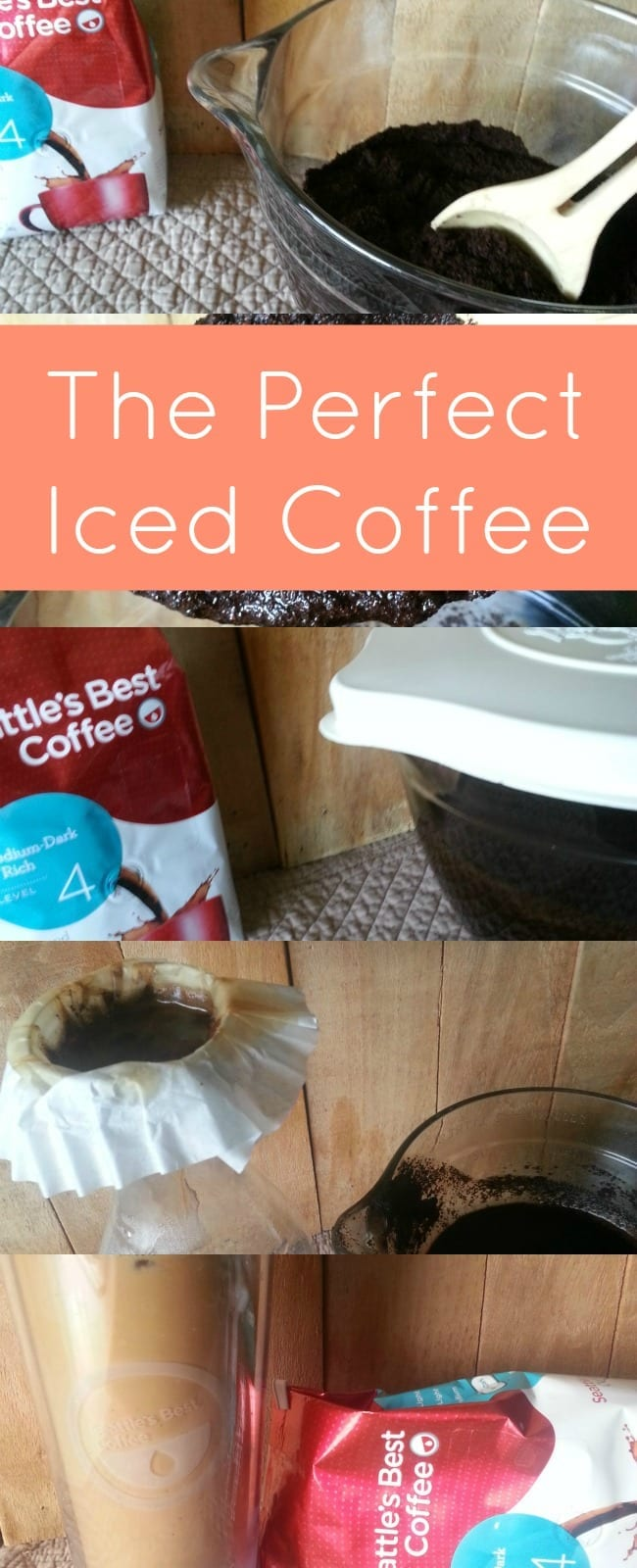 How to Make the Perfect Iced #Coffee via thegrantlife
