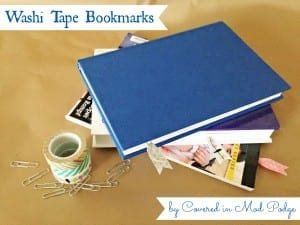 Washi Tape Bookmarks 7