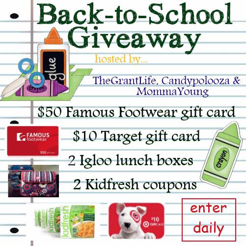Giveaway: Back to School Guide Giveaway