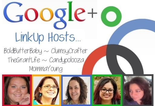 Grow your Blog: G+ Link Up