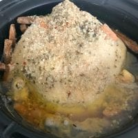 Slow Cooker Whole Chicken Recipe