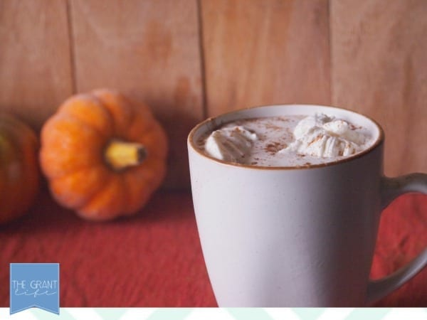 Its pumpkin spice latte time!