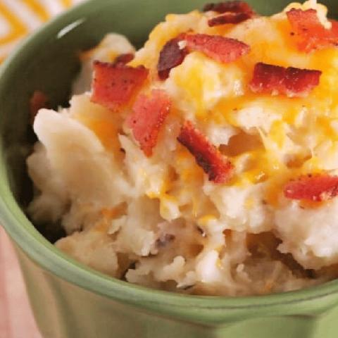 Crock pot mashed potatoes(1)
