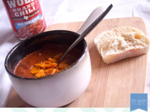 Easy Homemade Recipe - Pumpkin Chili