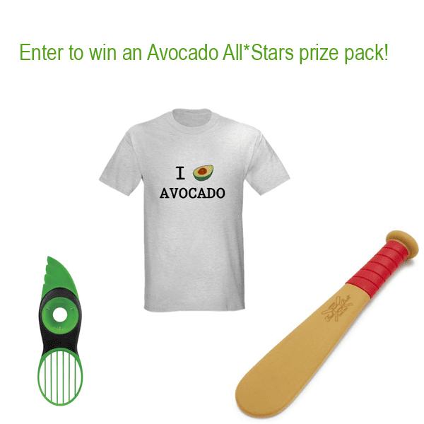 Enter to win an avocado prize pack