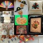 Easy Tanksgiving Crafts via thegrantlife.com