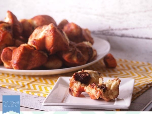 Easy Homemade Recipe: Reese's Monkey Bread