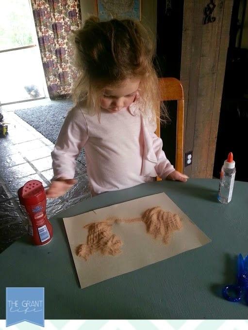 making turkeys