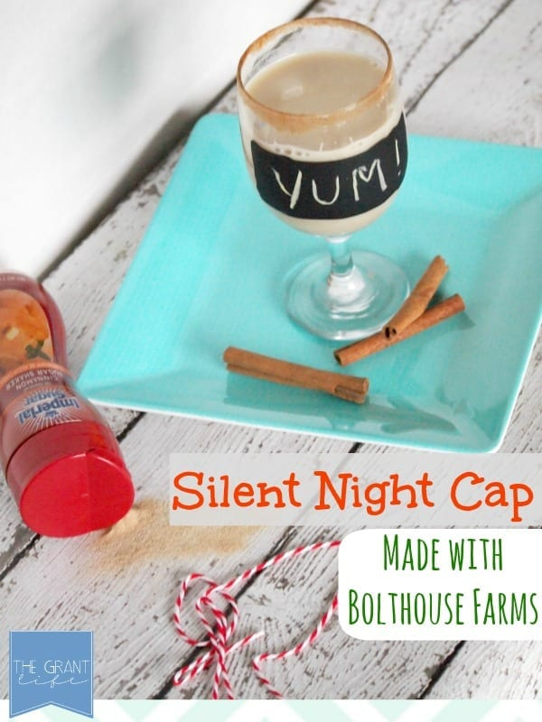 nightcapmade with bolthouse farms