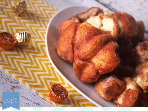 reeses monkey bread