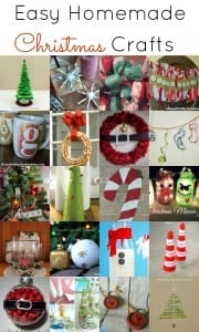 Easy Homamde Crafts via thegrantlife.com