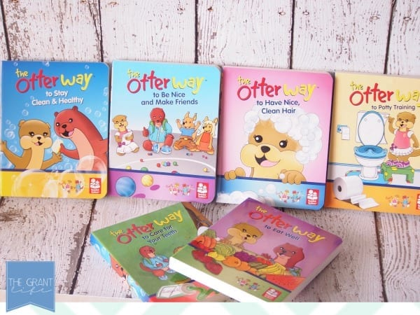 The Otter Way Books 2