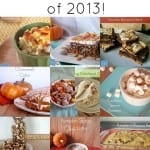 Top Recipes of 2013!
