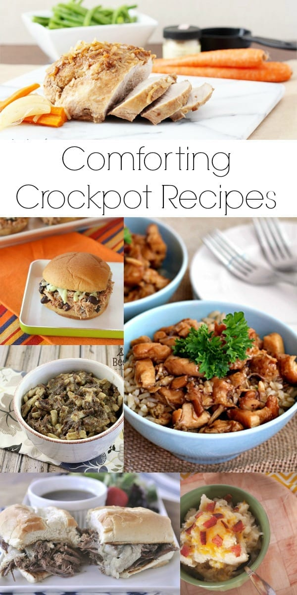 Comforting Crock Pot Recipes