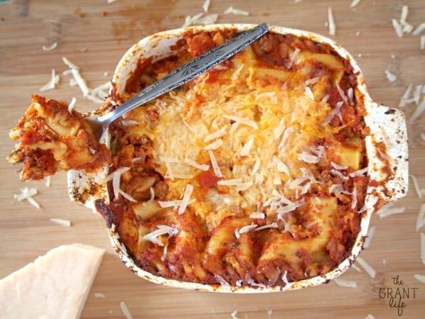 lasagna-closeup