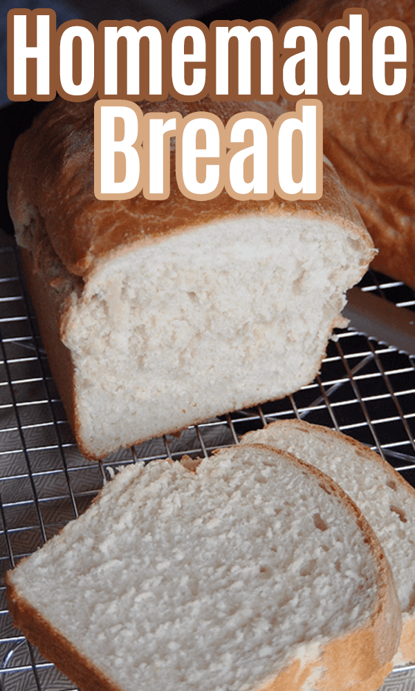 How to make homemade bread - the easy way