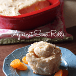 Apricot Sweet Rolls via thegrantlife.com
