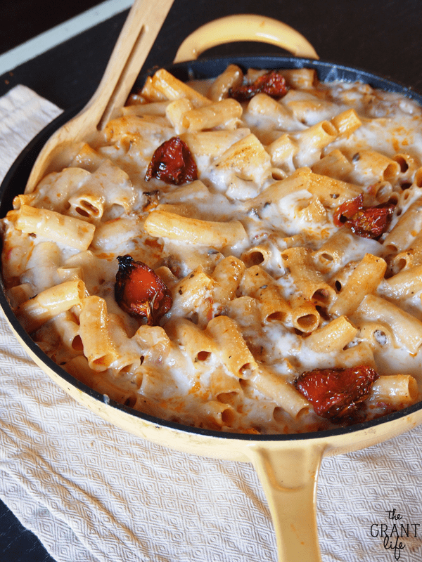 Easy Skillet pasta