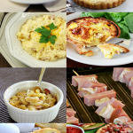Leftover Ham Ideas!  Great recipes to use all that left over ham from the holidays!