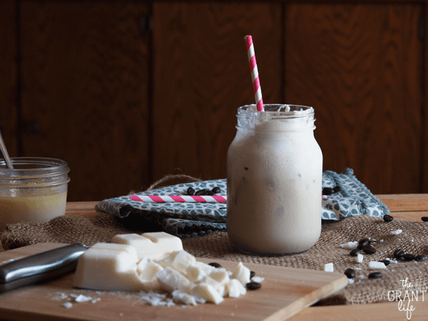iced white chocolate mocha recipe